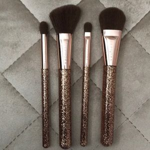 Sephora glitter handle brushes